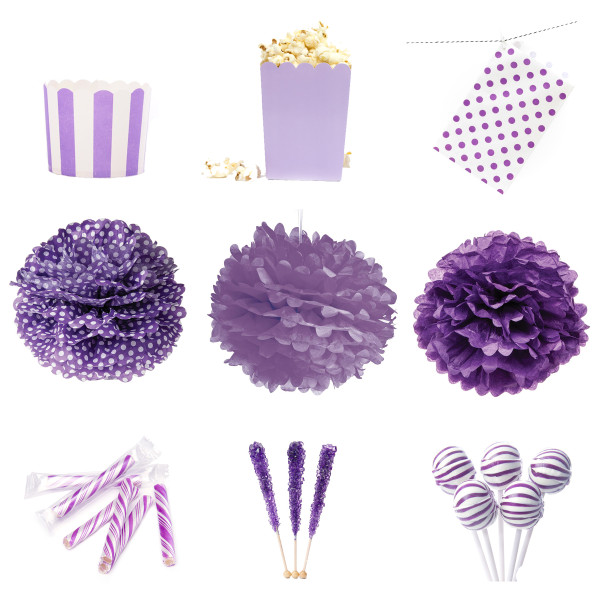 purple-party-supplies