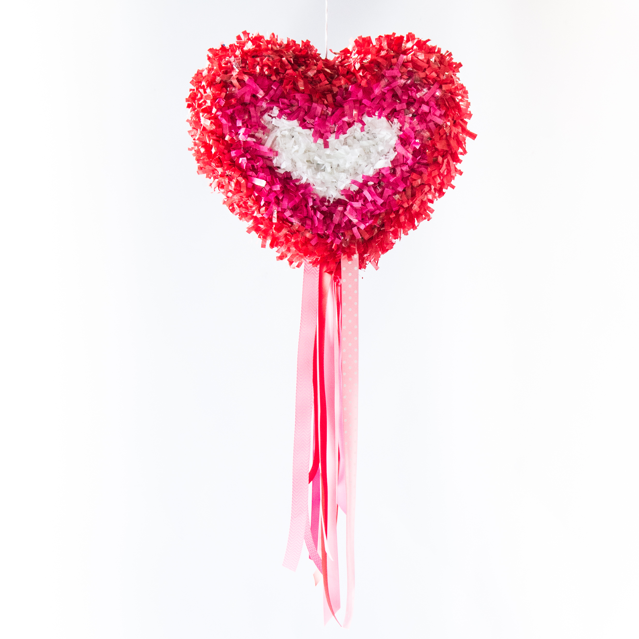 DIY Heart Pinata
