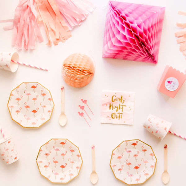 flamingo party supplies | fancy that