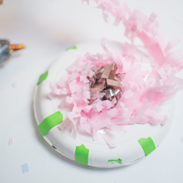 diy mini donut pinata