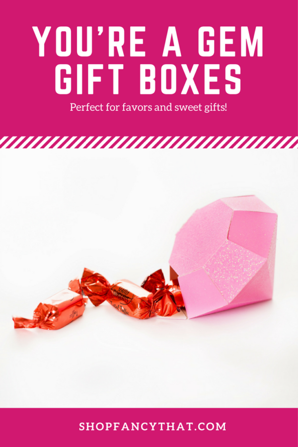 Gem Gift Boxes | shopfancythat.com