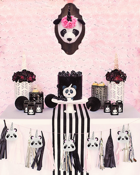 Pandacorn Party Ideas Fancy That Party Gift