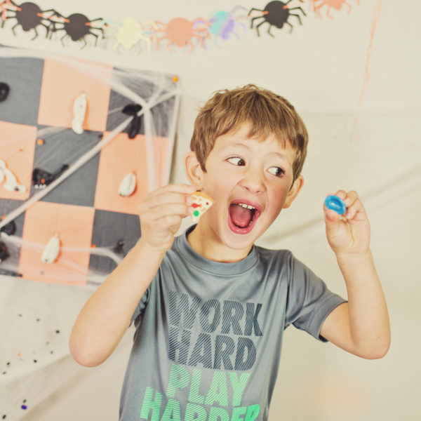 DIY Halloween Game for Kids